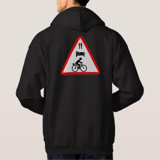 """Moletom """"Coma. Sono. hoodies ciclismo do eBike do"""" para"""
