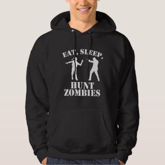 Moletom Coma zombis da caça do sono