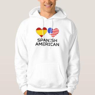Moletom Corações americanos espanhóis
