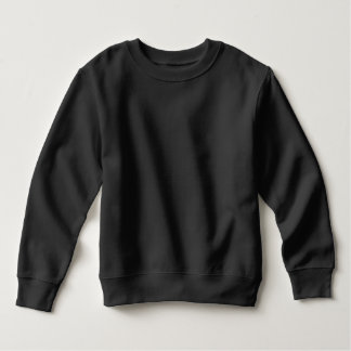Moletom Cores do t-shirt 6 da camisola do velo da criança