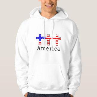 Moletom Cristandade de América! HOODIE