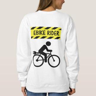 """Moletom De """"camisas de suor do ciclismo do cavaleiro"""