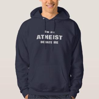 Moletom Debata-me ateu
