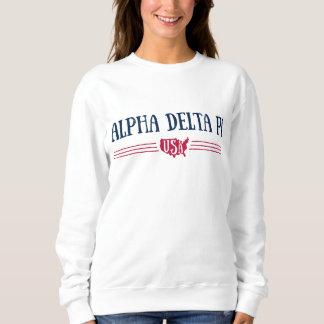 Moletom Delta alfa Pi - EUA