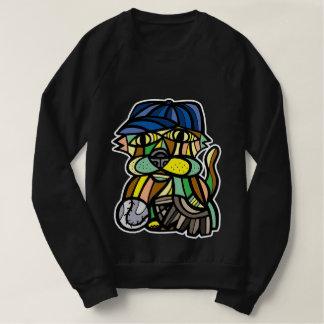 """Moletom Do """"camisola americana do roupa dos homens do Kat"""