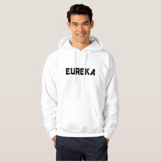 Moletom dos homens Eureka-Engraçados da exclamação do 😜💡