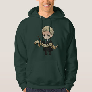 Moletom Draco Malfoy do Anime