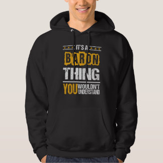 Moletom É bom ser BARON Tshirt