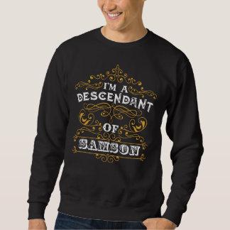 Moletom É bom ser t-shirt de SAMSON