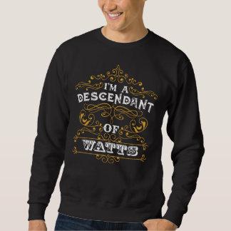 Moletom É bom ser t-shirt dos WATTS