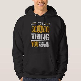 Moletom É bom ser Tshirt de PAULINO
