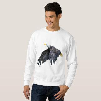 Moletom EAGLE (homens básicos da camisola)