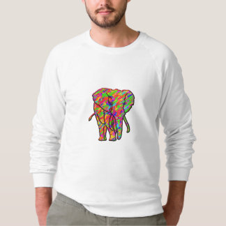 Moletom Elefante do respingo