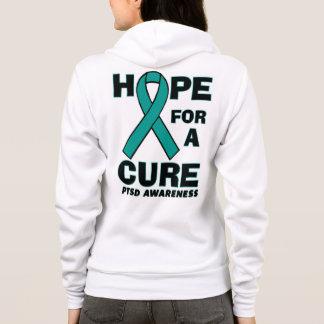 Moletom Esperança para uma cura PTSD