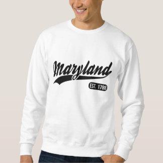 Moletom Estado de Maryland