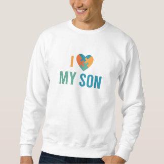 Moletom Eu amo meu filho
