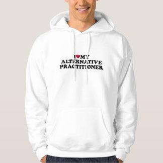Moletom Eu amo meu médico alternativo