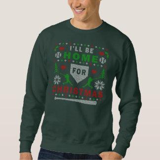 Moletom Eu serei camisola feia Home do Natal