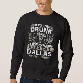 Moletom Excelente a ser t-shirt de DALLAS