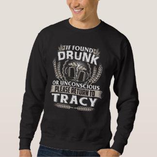 Moletom Excelente a ser t-shirt de TRACY