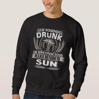 Moletom Excelente a ser t-shirt do SOL