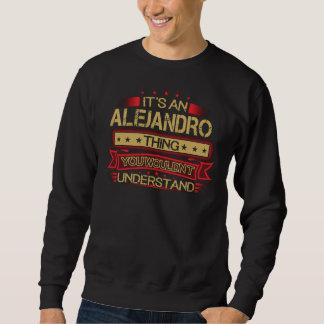 Moletom Excelente a ser Tshirt de ALEJANDRO
