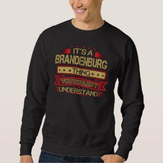 Moletom Excelente a ser Tshirt de BRANDEMBURGO
