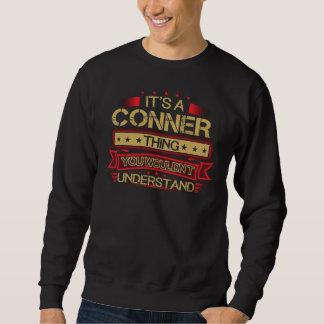 Moletom Excelente a ser Tshirt de CONNER