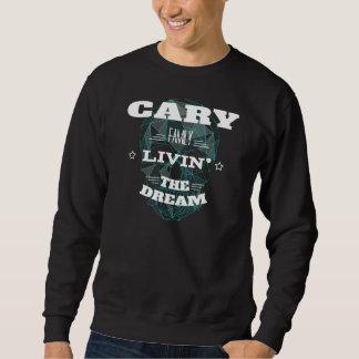 Moletom Família Livin de CARY o sonho. T-shirt
