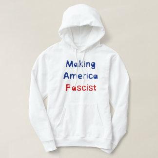 Moletom Fascista de América do fazer