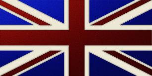 74e34675ea Moletom Feito na bandeira metálica de Inglaterra Union