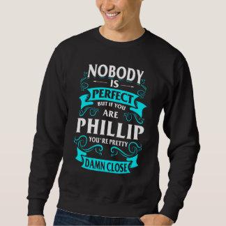 Moletom Feliz ser Tshirt de PHILLIP