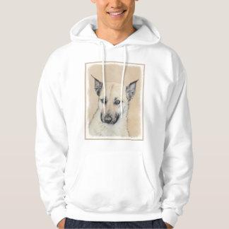 Moletom Filhote de cachorro de Chinook (orelhas aguçado)