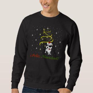 Moletom Filhotes de cachorro do Natal