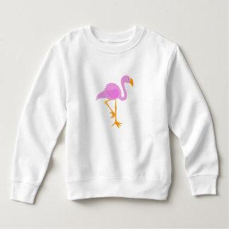 Moletom Flamingo cor-de-rosa
