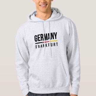 Moletom Francoforte Alemanha