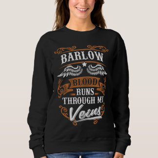 Moletom Funcionamentos do sangue de BARLOW com meu Veius
