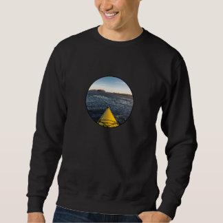 Moletom Gelo que kayaking