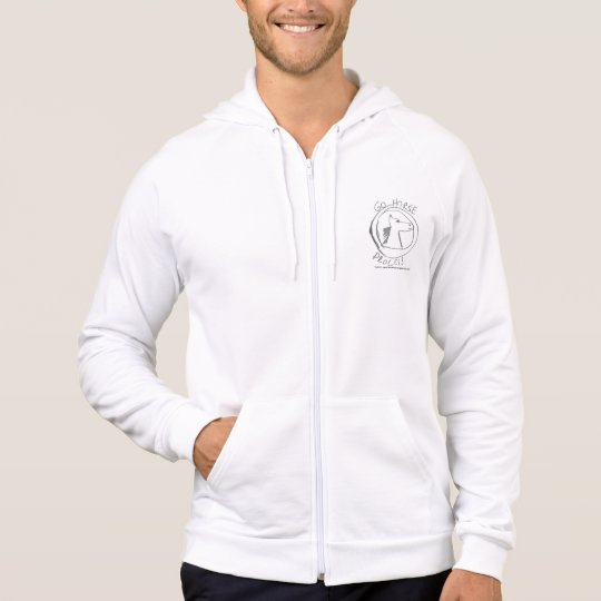 MOLETOM GOHORSE WINTER WHITE MAX DEFAULT WITH ZIPPER