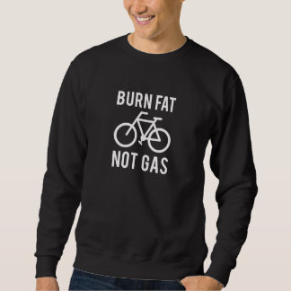 Moletom gordura da queimadura, não gás