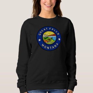 Moletom Great Falls Montana