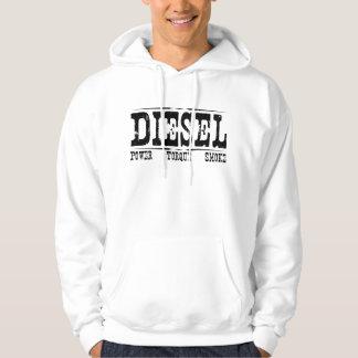 Moletom Grunge diesel Hoody