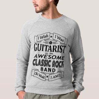 Moletom Grupo de rock clássico impressionante do
