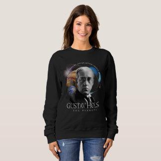 Moletom Gustav Holst a camisola dos planetas