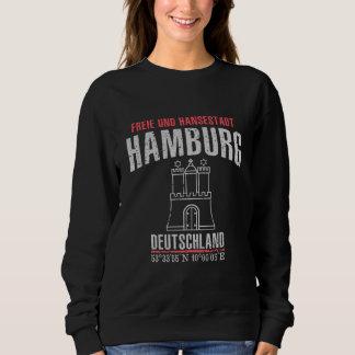 Moletom Hamburgo