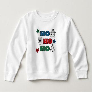 Moletom Ho-Ho-Ho design do Natal