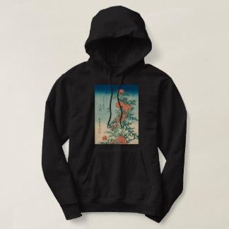 Moletom Hokusai Shrike e arte abençoada de GalleryHD do