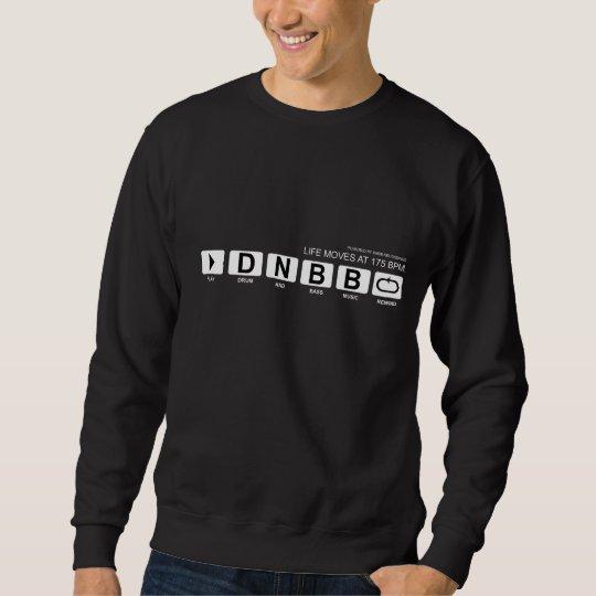 Moletom Hooded blouse DNBB Recordings (Black)