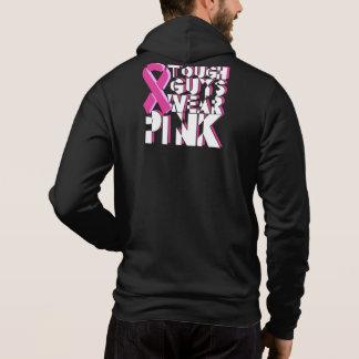 Moletom Hoodie da consciência do cancro da mama dos tipos