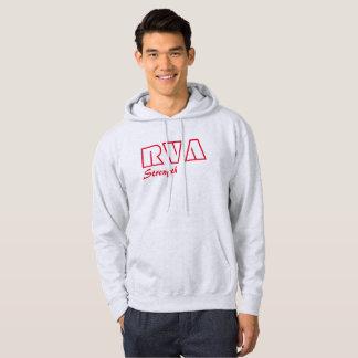 Moletom Hoodie da força de RVA